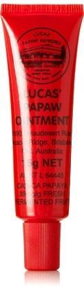 Lucas Papaw Ointment Tube with Lip Applicator 15g-Health Tree Australia