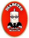 MediMates Diabetes Charm