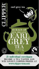 Clipper Organic Earl Grey 20Teabags-Health Tree Australia