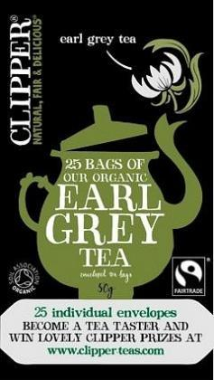 Clipper Organic Earl Grey 20Teabags