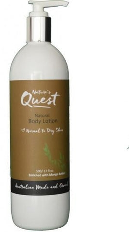 Nature's Quest Body Lotion 500ml