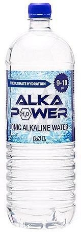 Alka Power Natural Alkaline Water 9x1.5L