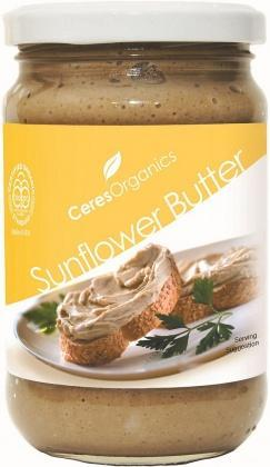 Ceres Organics Sunflower Butter 300g-Health Tree Australia