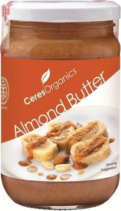 Ceres Organics Almond Butter 300g-Health Tree Australia