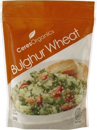 Ceres Organics Bulghur Wheat 500g-Health Tree Australia