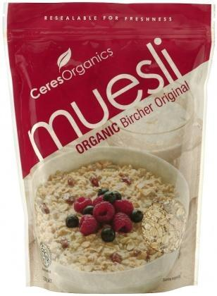 Ceres Organics Muesli Bircher Original 700g-Health Tree Australia