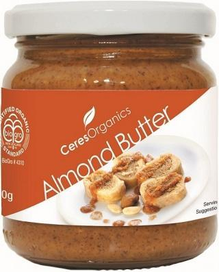 Ceres Organics Almond Butter 200g-Health Tree Australia