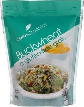 Ceres Organics Buckwheat 450g-Health Tree Australia