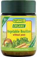Rapunzel Organic Vegetable Bouillon Powder Yeast Free 160g-Health Tree Australia