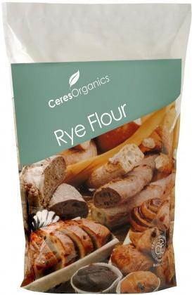 Ceres Organics Rye Flour 800g (Stand Up)
