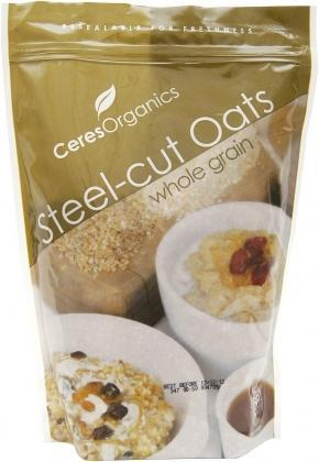 Ceres Organics Oats Steel Cut 900g-Health Tree Australia