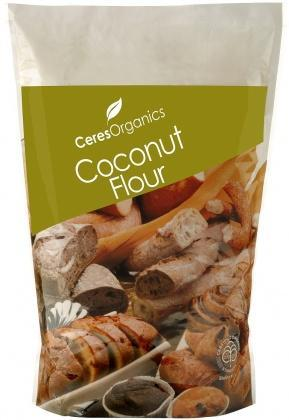Ceres Organics Coconut Flour 800g (Stand Up)