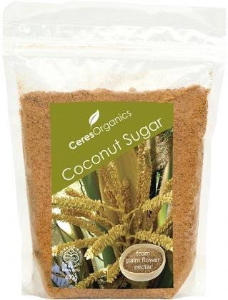 Ceres Organics Coconut Sugar 400g-Health Tree Australia