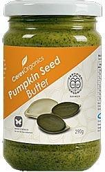 Ceres Organics Pumpkin Seed Butter 290g-Health Tree Australia