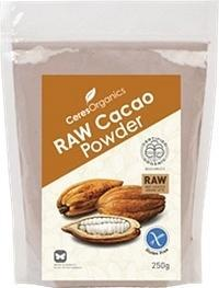 Ceres Organics RAW Cacao Powder 250g-Health Tree Australia