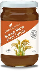 Ceres Organics Brown Rice Malt Syrup 400g-Health Tree Australia