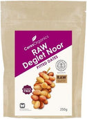 Ceres Organics Dates Raw Deglet Noor G/F 250g-Health Tree Australia