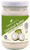 Ceres Organics Coconut Butter Creamed Coconut 300g-Health Tree Australia