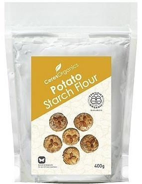 Ceres Organics Potato Starch Flour 400g-Health Tree Australia