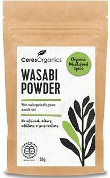 Ceres Organics Wasabi Powder 50g-Health Tree Australia