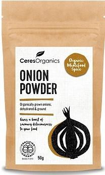 Ceres Organics Onion Powder 50g-Health Tree Australia