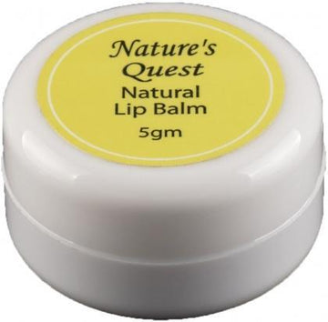 Nature's Quest Lip Balm 5gm