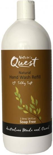 Nature's Quest Hand Wash 1L