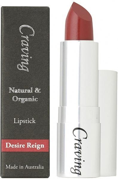 Craving Natural & Organic Design Reign Lipstick