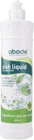 Abode Dish Liquid Lime Spritz 600mL