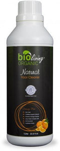 Bio Living Organic Natural Floor Cleaner Orange 1L