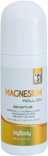 Mgbody Magnesium Roll On Sensitive 60ml
