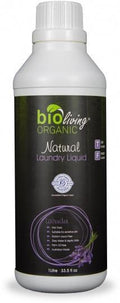 Bio Living Organic Natural Laundry Liquid Lavender 1L