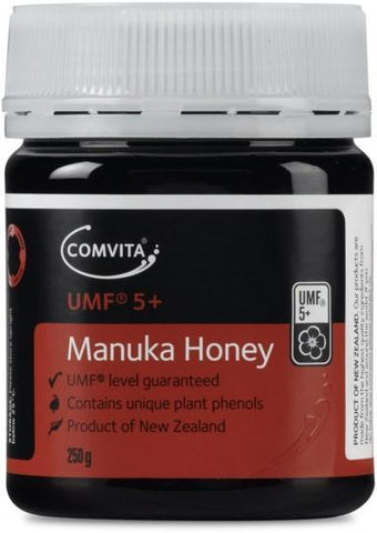 COMVITA UMF 5+ Manuka Honey G/F 250g