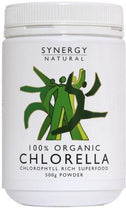 Synergy Chlorella Powder 500g Organic-Health Tree Australia
