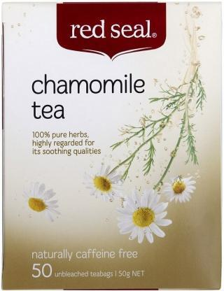 Red Seal Chamomile 50Teabags-Health Tree Australia