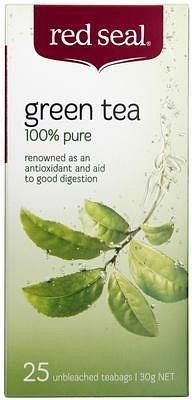 Red Seal Green 25Teabags-Health Tree Australia