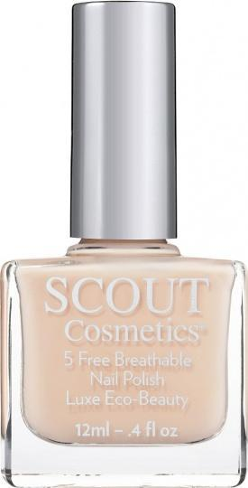 Scout Cosmetics Nail Polish Vegan Free Ride 12ml