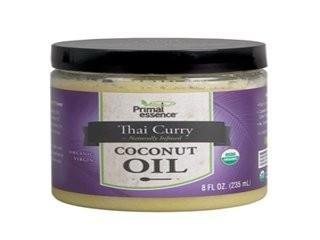 Primal Essence Organic Thai Curry Coconut Oil 235ml