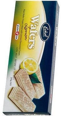 Eskal Wafers Lemon 200g-Health Tree Australia