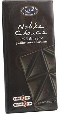 Eskal Noble Choice Dark Dairy Free 85g