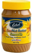 Eskal Freenut Butter Smooth 450g-Health Tree Australia