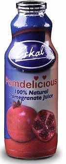 Eskal Pomdelicious 100% Natural Pomegranate Juice 1L-Health Tree Australia