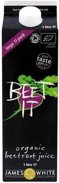 Beet It Organic Tetra Pack 1L
