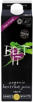Beet It Organic Tetra Pack 1L-Health Tree Australia