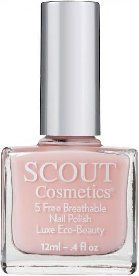 Scout Cosmetics Nail Polish Vegan Just Like Heaven 12ml
