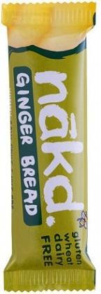 Nakd GF Ginger Bread Bar 18x35g-Health Tree Australia