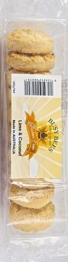 Busy Bees Lime & Coconut 185g-Health Tree Australia