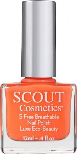 Scout Cosmetics Nail Polish Vegan Steal My Sunshine 12ml