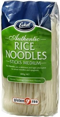 Eskal Rice Noodle Sticks 400g-Health Tree Australia