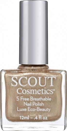 Scout Cosmetics Nail Polish Vegan Truly Madly Deeply 12ml